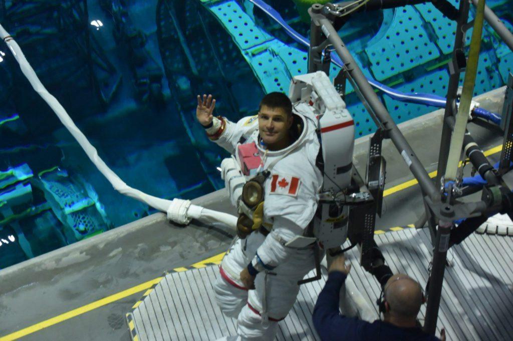 Observe Astronaut Training, NASA