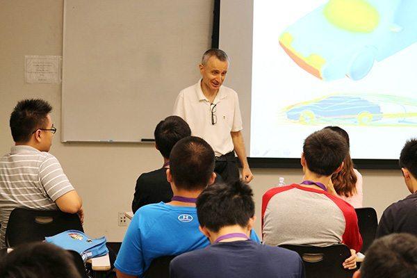 Prof Tayfun Tezduyar, Engineering, Rice University