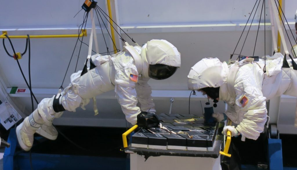 Astronaut training-1