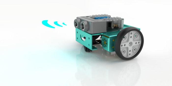 Smart Self-Driving Robot
