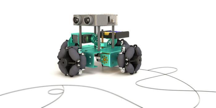 Little Artist Robot
