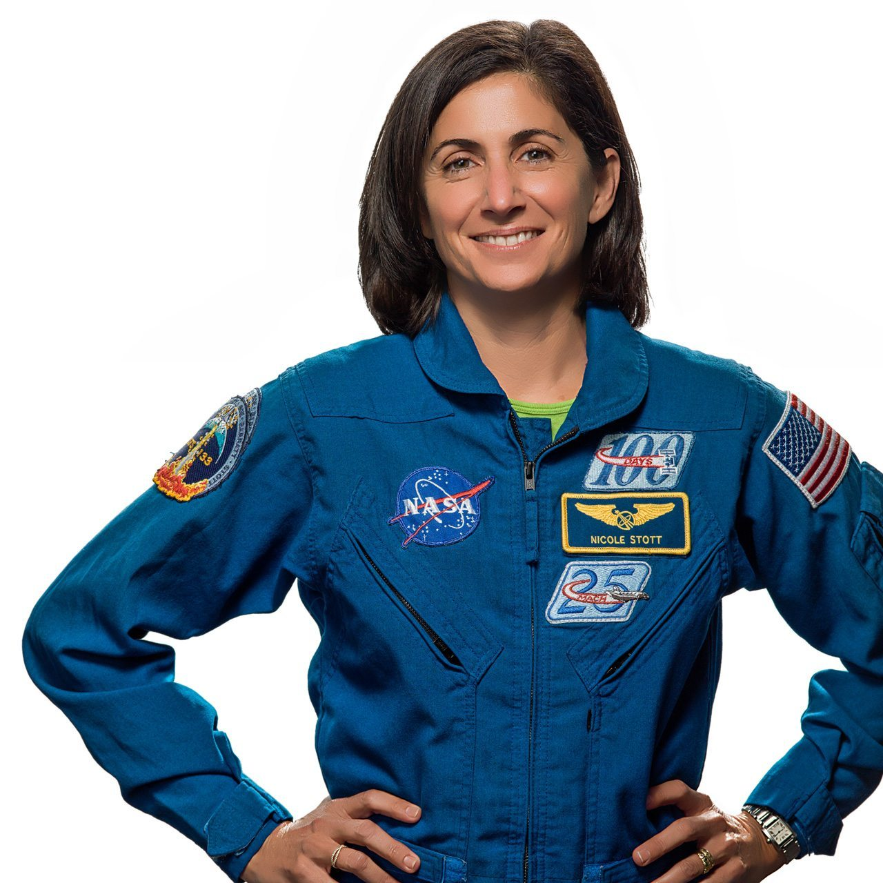 Ms Nicole Stott, former NASA Astronaut and Flight Simulation Engineer, 2 space missions with a 7-hour long space walk, first astronaut to paint in space and Special Advisor to CASE.