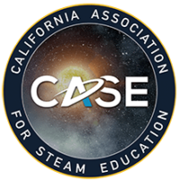 CASE California Association for STEAM Education logo