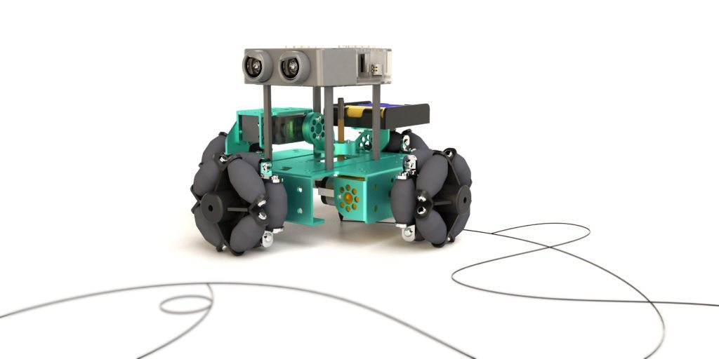 FlipRobot Little Artist Extension Kit for STEM learning