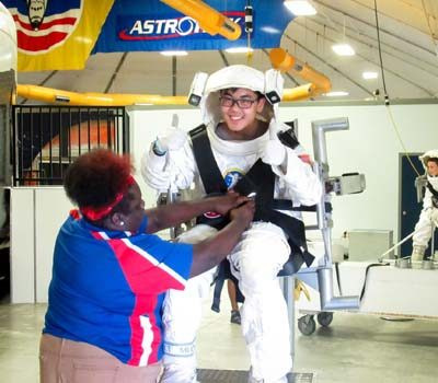astronaut-training
