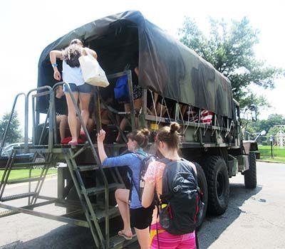 army-truck