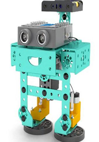 Dancing robot 650 400